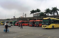 Hanoi suspends passenger transport activities from/to Quang Ninh