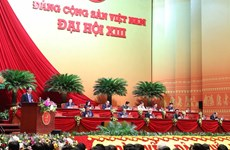 Int'l journalists affirm CPV's role in Vietnam's renewal achievements