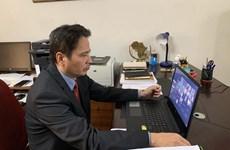 Embassy establishes itself as useful link between Vietnam and African friends