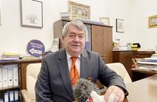 Czech politician highlights CPV's leadership role