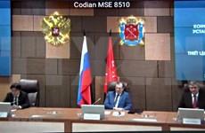 St. Petersburg webinar marks 71st anniversary of Vietnam-Russia ties