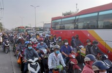 HCM City to invest 23.9 million USD in motorbike emission control
