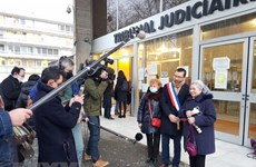 Vietnamese-French women's AO lawsuit wins public support in France