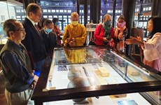 Exhibition on King Gia Long underway at Hue museum