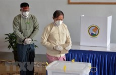 Myanmar army announces date for general election