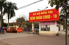 UK COVID-19 variant found in patients in Hai Duong, Quang Ninh