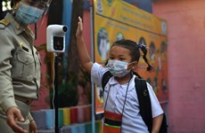 COVID-19 infections in Thailand, Philippines remain high