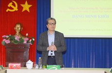 Overseas Vietnamese make active contributions to homeland: official