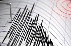 Another earthquake shakes Sulawesi island of Indonesia