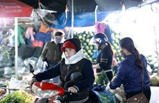 Hanoi: Fines of 1-3 million VND imposed for not wearing facemasks in public places