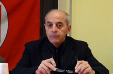 Italian Communist Party leader praises success of 13th National Party Congress