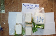 Drug smugglers prosecuted in An Giang