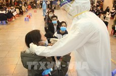 Hanoi expands COVID-19 testing