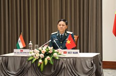 Vietnam attends Chiefs of Air Staff Conclave