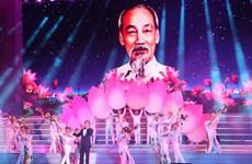 Hanoi, HCM City hold art shows to mark Party's founding anniversary