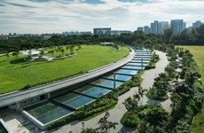 First dual-mode desalination plant inaugurated in Singapore