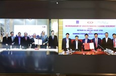 PetroVietnam, Taiwanese fiber producer step up cooperation