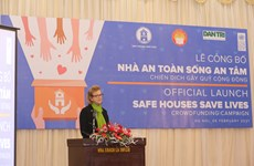 UNDP campaign helps build flood-resilient houses in central Vietnam