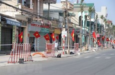 Vietnam reports five new COVID-19 cases on February 6 evening
