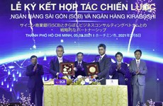 Vietnam, Japan banks provide joint financial services