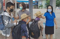 Thailand: Mae Sot schools closed as local COVID-19 cases rise