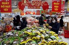 Tet sales increase sharply on low prices