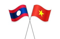 Lao embassy extends New Year greetings to Vietnamese counterpart in Singapore