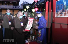 HCM City: Calligraphy festival hosted to welcome Year of Buffalo