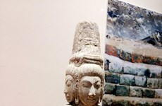 Ethnic cultures, national treasures on display at An Giang Museum