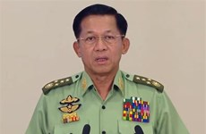 Myanmar foreign policy remains unchanged: Military leader