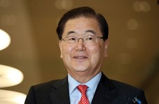 Congratulations sent to new Foreign Minister of Republic of Korea