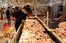 Vietnam increases pork imports to cool off rising domestic prices