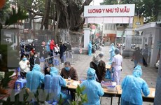 Vietnam has 21 COVID-19 cases to report on February 10