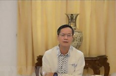 Vietnamese Ambassador delivers online Tet greetings to detained fishermen in Indonesia