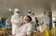 SARS-CoV-2 variant found at Tan Son Nhat airport appears for first time in Southeast Asia: Scientists