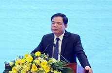 Vietnam targets modernity-oriented agriculture: Minister