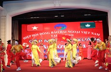 Vietnamese in Macau gather to celebrate Lunar New Year