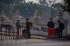 Vietnam backs democratic transition in Myanmar