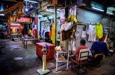 NESDC: Thai economy posts highest contraction since 1998