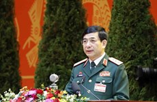 Army lauded for efforts in maintaining social order during Tet festival