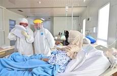 Indonesia, Malaysia, Philippines report new COVID-19 cases