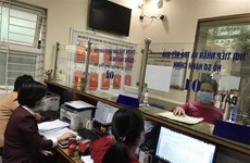 Hanoi workers return to work after Tet