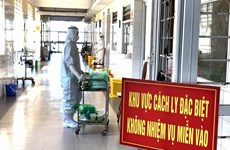 15 COVID-19 patients in Quang Ninh declared recovered