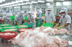 Tien Giang sees rosy signs in export