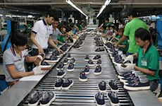 January's footwear exports rise by 26.4 percent y-o-y