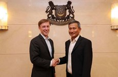 Singapore, US reaffirm wide-ranging cooperation