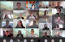 Webinar spotlights Vietnam-Switzerland relations