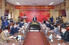 Localities urged to prepare scenarios to fight COVID-19