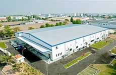 Over 123 million USD for building Thuan Thanh I Industrial Park