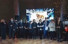 Vietnamese citizen wins Russia's Golden Lion Award